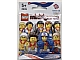 Lot ID: 35250203  Set No: 8909  Name: Minifigure Team GB Complete Random Set