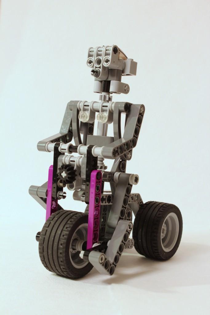 Robocycle — робот на велосипеде