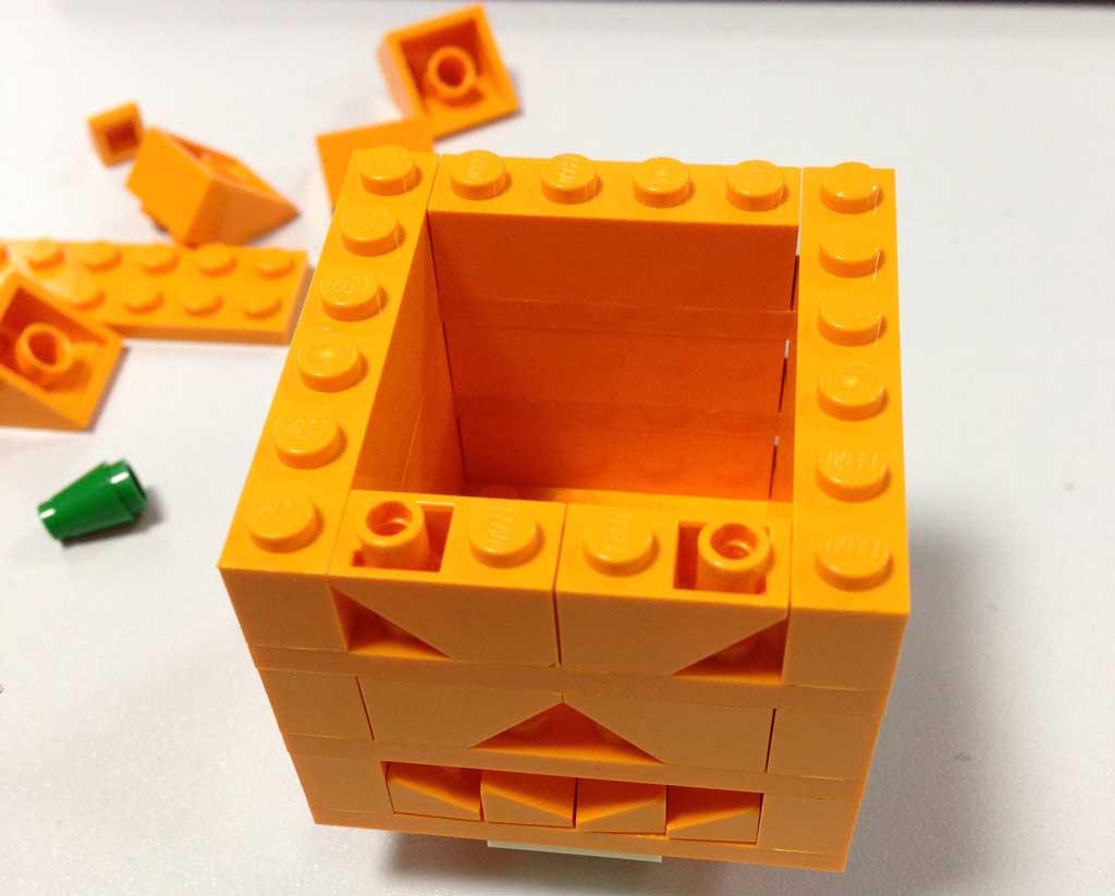 Halloween pumpkin 40055